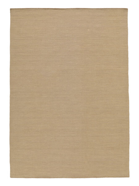 Kelim Loom - Beige Matta 200X300 Äkta Modern Handvävd Ljusbrun/Beige (Ull, Indien)