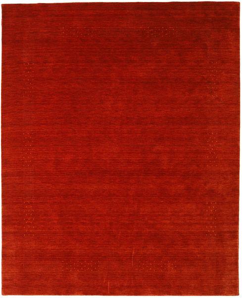 Loribaf Loom Beta - Röd Matta 240X290 Modern Roströd/Mörkröd (Ull, Indien)