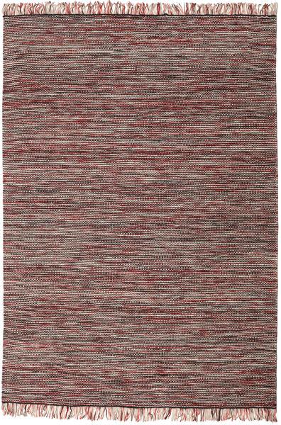 Vilma - Röd Mix Matta 210X290 Äkta Modern Handvävd Rosa/Ljusbrun (Ull, Indien)