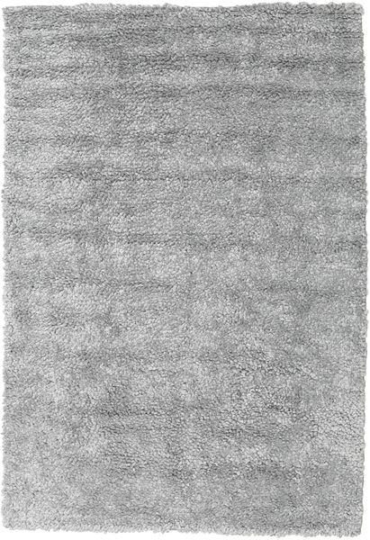 Stick Saggi - Grå Matta 160X230 Äkta Modern Handknuten Ljusgrå/Mörkbrun (Ull, Indien)