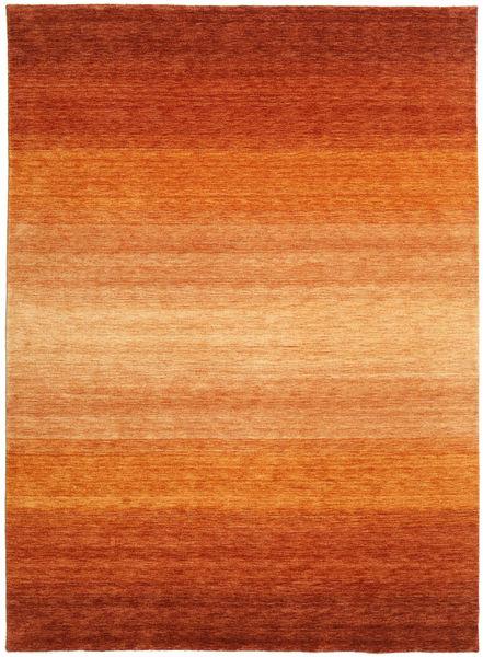 Gabbeh Rainbow - Rost Matta 300X400 Modern Orange/Roströd Stor (Ull, Indien)