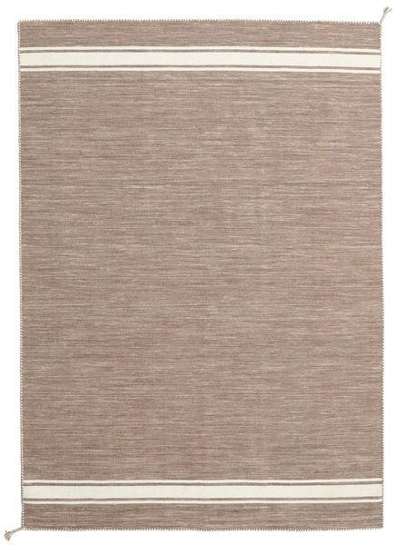Ernst - Ljusbrun/Naturvit Matta 170X240 Äkta Modern Handvävd Ljusgrå/Ljusbrun (Ull, Indien)