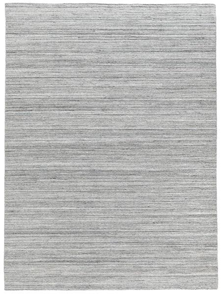 Utomhusmatta Petra - Light_Mix Matta 140X200 Äkta Modern Handvävd Ljusgrå/Vit/Cremefärgad ( Indien)