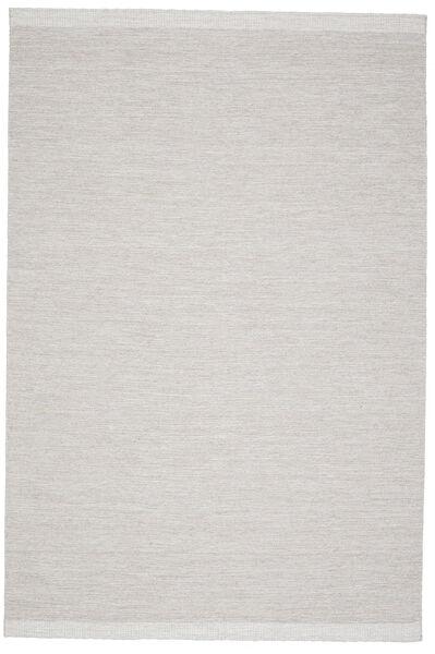 Serafina - Beige_Melange Matta 200X300 Äkta Modern Handvävd Ljusgrå (Ull, Indien)
