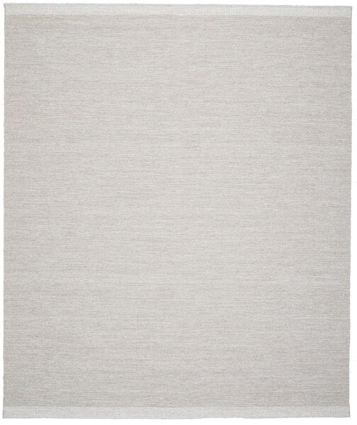 Serafina - Beige_Melange Matta 250X300 Äkta Modern Handvävd Ljusgrå Stor (Ull, Indien)