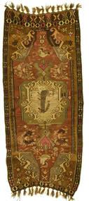 Kelim Kars Matta 160X400 Äkta Orientalisk Handvävd Hallmatta (Ull, Turkiet)