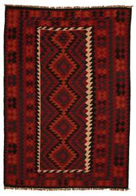 Kelim Maimana Matta 190X285 Äkta Orientalisk Handvävd (Ull, Afghanistan)