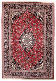 Keshan Matta 203X300 Äkta Orientalisk Handknuten (Ull, Persien/Iran)
