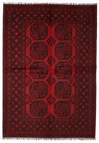 Afghan Matta 163X236 Äkta Orientalisk Handknuten (Ull, Afghanistan)