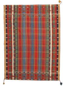 Kelim Fars Matta 179X240 Äkta Orientalisk Handvävd (Ull, Persien/Iran)