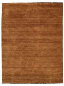 Handloom Fringes - Brun Matta 160X230 Modern Brun (Ull, Indien)