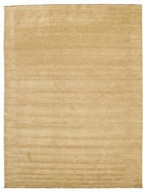 Handloom Fringes - Beige Matta 300X400 Modern Mörkbeige/Ljusbrun Stor (Ull, Indien)