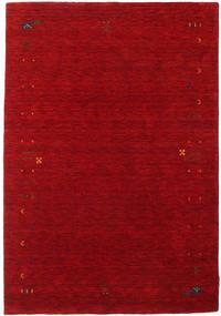 Gabbeh Loom Frame - Röd Matta 140X200 Modern Mörkröd/Röd (Ull, Indien)