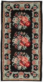 Rosenkelim Matta 183X350 Äkta Orientalisk Handvävd (Ull, Moldavien)