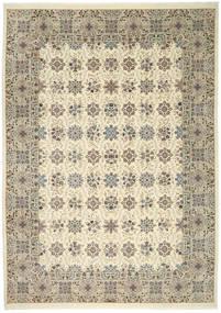 Ilam Sherkat Farsh Silke Matta 250X350 Äkta Orientalisk Handknuten Ljusgrå/Beige Stor (Ull/Silke, Persien/Iran)