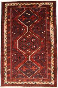 Lori Matta 171X263 Äkta Orientalisk Handknuten Mörkröd/Mörkbrun (Ull, Persien/Iran)