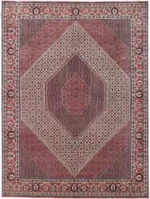 Bidjar Takab/Bukan Matta 250X337 Äkta Orientalisk Handknuten Mörkbrun/Ljuslila Stor (Ull, Persien/Iran)