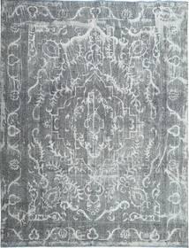 Colored Vintage Matta 288X378 Äkta Modern Handknuten Ljusgrå/Blå Stor (Ull, Persien/Iran)
