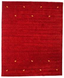 Gabbeh Loom Two Lines - Röd Matta 240X290 Modern Röd (Ull, Indien)
