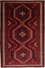 Lori Matta 174X267 Äkta Orientalisk Handknuten Mörkröd/Röd (Ull, Persien/Iran)
