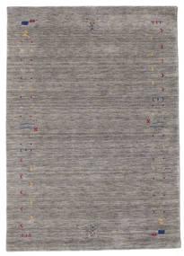 Gabbeh Loom Frame - Grå Matta 160X230 Modern Ljusgrå/Mörkgrå (Ull, Indien)