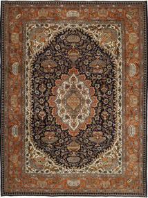 Kashmar Patina Matta 253X340 Äkta Orientalisk Handknuten Mörkbrun/Brun Stor (Ull, Persien/Iran)
