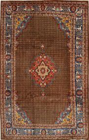 Koliai Matta 203X323 Äkta Orientalisk Handknuten Mörkbrun/Brun (Ull, Persien/Iran)
