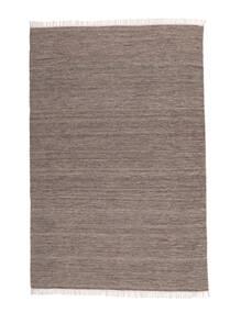 Melerad - Brun Matta 160X230 Äkta Modern Handvävd Ljusgrå/Beige (Ull, Indien)