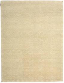 Himalaya Bambu Silke Matta 284X370 Äkta Modern Handknuten Beige/Mörkbeige Stor ( Indien)