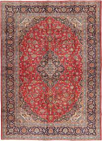 Keshan Matta 288X405 Äkta Orientalisk Handknuten Mörkröd/Roströd Stor (Ull, Persien/Iran)