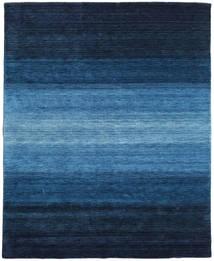 Gabbeh Rainbow - Blå Matta 240X300 Modern Mörkblå/Blå (Ull, Indien)