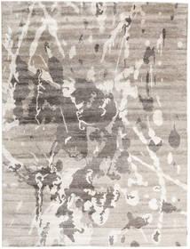 Nepal Original Matta 270X356 Äkta Modern Handknuten Stor (Ull/Bambusilke, Nepal/Tibet)