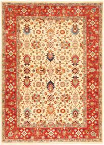 Ziegler Matta 174X240 Äkta Orientalisk Handknuten Beige/Röd (Ull, Pakistan)