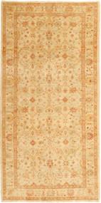 Ziegler Matta 151X313 Äkta Orientalisk Handknuten Mörkbeige/Ljusbrun (Ull, Pakistan)