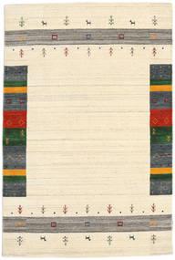 Loribaf Loom Designer - Beige Matta 120X180 Modern Beige/Mörkbeige (Ull, Indien)