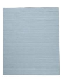Kelim Loom - Ljusblå Matta 250X300 Äkta Modern Handvävd Ljusblå Stor (Ull, Indien)