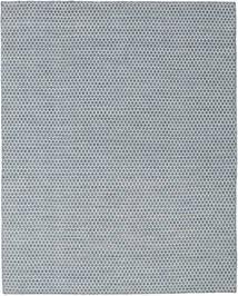 Kelim Honey Comb - Blå Matta 190X240 Äkta Modern Handvävd Ljusgrå/Blå/Ljusblå (Ull, Indien)
