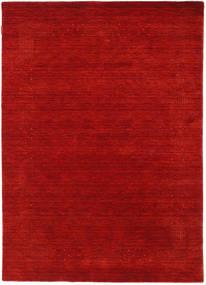 Loribaf Loom Beta - Röd Matta 140X200 Modern Roströd/Mörkröd (Ull, Indien)