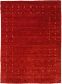 Loribaf Loom Delta - Röd Matta 140X200 Modern Roströd/Mörkröd (Ull, Indien)