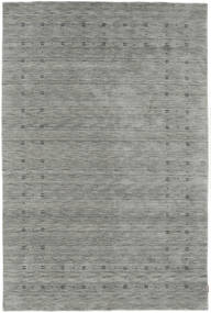 Loribaf Loom Delta - Grå Matta 190X290 Modern Ljusgrå/Mörkgrå (Ull, Indien)