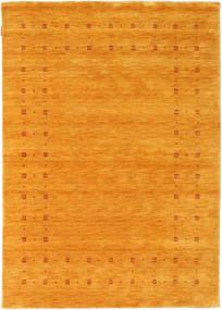 Loribaf Loom Delta - Guld Matta 140X200 Modern Gul/Ljusbrun (Ull, Indien)