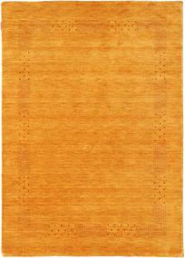 Loribaf Loom Beta - Guld Matta 140X200 Modern Gul/Ljusbrun (Ull, Indien)