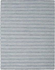 Kelim Long Stitch - Blå Matta 190X240 Äkta Modern Handvävd Ljusgrå/Ljusblå (Ull, Indien)