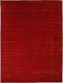 Loribaf Loom Delta - Röd Matta 290X390 Modern Mörkröd/Roströd Stor (Ull, Indien)