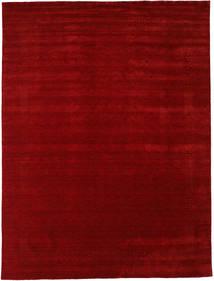 Loribaf Loom Beta - Röd Matta 290X390 Modern Mörkröd Stor (Ull, Indien)