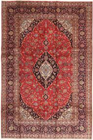 Keshan Matta 195X295 Äkta Orientalisk Handknuten (Ull, Persien/Iran)