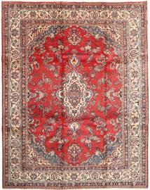 Hamadan Shahrbaf Matta 270X335 Äkta Orientalisk Handknuten Mörkröd/Ljusrosa Stor (Ull, Persien/Iran)