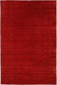 Loribaf Loom Delta - Röd Matta 190X290 Modern Roströd/Mörkröd (Ull, Indien)
