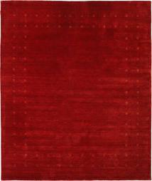 Loribaf Loom Delta - Röd Matta 240X290 Modern Mörkröd/Roströd (Ull, Indien)