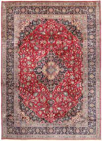 Kashmar Matta 290X405 Äkta Orientalisk Handknuten Mörkgrå/Ljusgrå Stor (Ull, Persien/Iran)